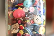 BUTTONS / by Rhonda M