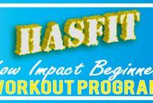 Workout Program / Exercise Plans