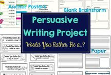 ELA: Writing - Persuasive