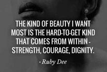 girl on strength