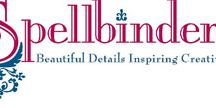 Spellbinders / Featuring Spellbinders products,design ideas, and more for cardmaking and scrapbooking. / by CutAtHome