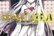 Magdala Alchemist Path *^*