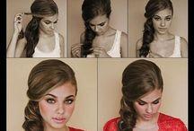 Wedding Hair / by Chantal Levesque
