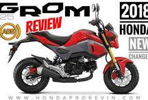2018 Honda Grom Review / Specs + NEW Changes! Mini Sport Bike / Motorcycle 125 cc