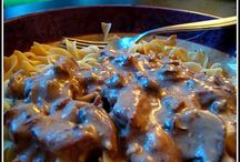 Food Crockpot meals