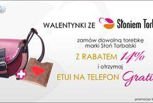 Walentynki ze Słoniem Torbalskim / RABAT 14% ETUI na telefon GRATIS Wysyłka GRATIS Tu: www.torebki.pl/manufacturer/slon-torbalski