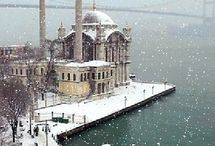 Istanbul and the other Turkish beautiful places