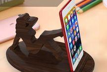 Furniture Accessories Designs | Wooden Mobile stand designs / Furniture Accessories Designs | Wooden Mobile stand designs| Door stopper designs | laptop stand designs online.