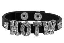 letters bracelet