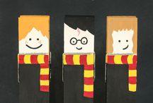 Crafts - Harry Potter