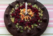 Glutén m.csoki torta