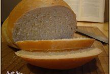 Domowe chleby i bułeczki - breads and buns