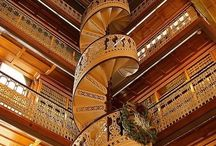 Stairs and nothing but! / by Pascale