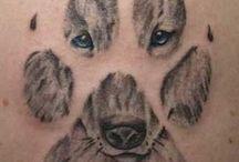 Τατουάζ με ζώα