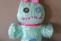 Cumpleaños Lilo y Stitch