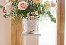 Flowers for Pedestals