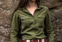 Safari Style / clothing attire suitable for the African bush