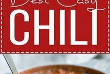 chili and soups