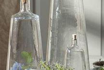 Glass cloches