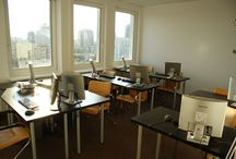 Sale komputerowe / Wyposażone w komputery stacjonarne, do dyspozycji uczestników szkolenia
