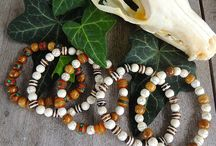 My Homemade Malas & Jewelry / meditation beads and jewelry / by Sara Hubert