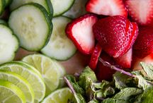Infused Water Recipes / by Debbie McLeod