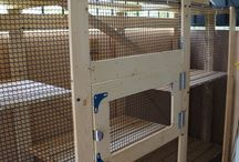Cat cage and enclosure