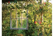 Garden Windows & Chairs