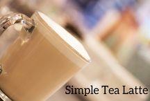 《Tea Time》 / by Hannah Hudson