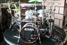 Tama Drums / Tama Drum Gear, baby!