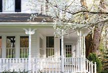 Porches/ yard