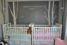 Baby rooms for twins