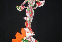 Camisetas Flamencas