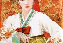 Art Of Ancient Korean Beauties