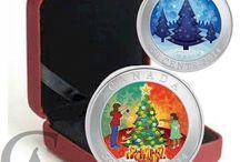 2015 Canada $2 Sir John Macdonald Collector Card Coin Holder Folder