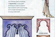 umbrales y telones