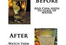 Chai seeds diet