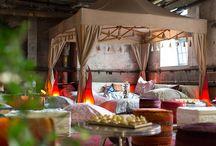 arabian nights / Entführen Sie Ihre Party Gäste in Aladdins Welt: Ein Traum aus 1001-Nacht im orientalischen Stil.