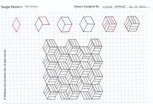 zentangle patterns / by Donna Boronski