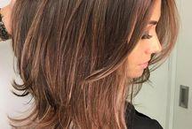 Μακιγιάζ μαλλιών