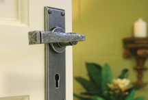 Door Handles & Knobs / A range of hand-crafted and traditional ironmongery for doors.