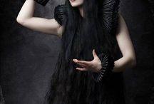 Goth Steam-Punk Dark Fashion etc