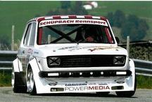 small racing cars