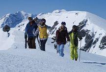 CHAMROUSSE / Klimatyczny zalesiony region we francuskich Alpach.