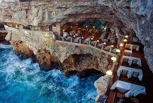 morando em cavernas