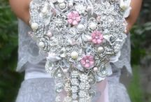 Jewellery bouquet