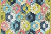 Quilt Hex / Sew / by June McPherson