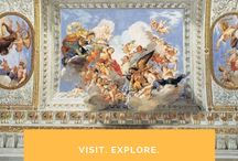 Florence / Explore and Learn about the beautiful city of Florence, with isolatedtraveller