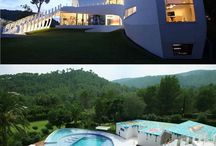 mooie huizen / de mooiste huizen op aarde