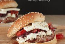 burgery - inspiracje do sesji